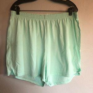 Mint Athletic Shorts - NWOT
